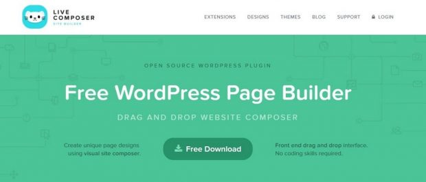 live-composer-wordpress-page-builders