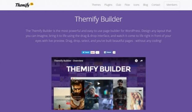 themify-builder-best-drag-and-drop-wordpress-page-builders