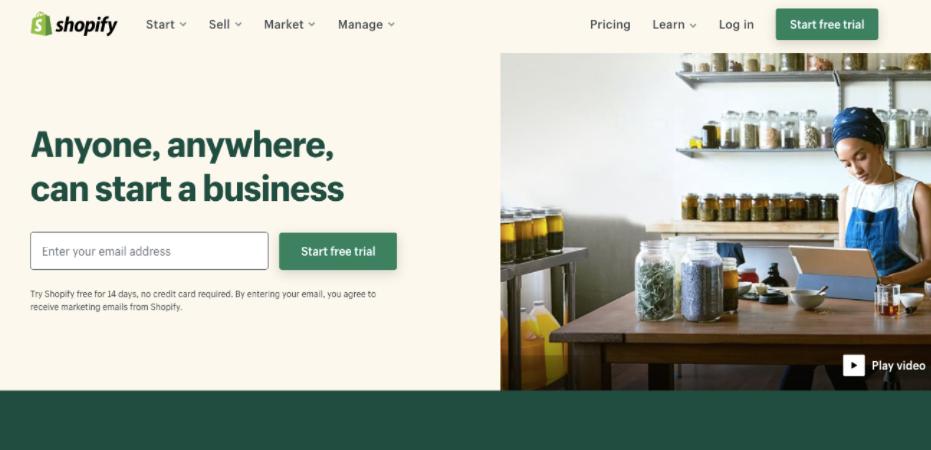domain registrar shopify
