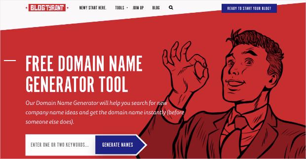 blogtyrant name generator