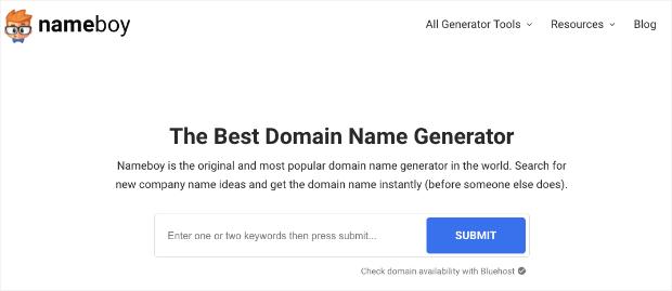 nameboy generator